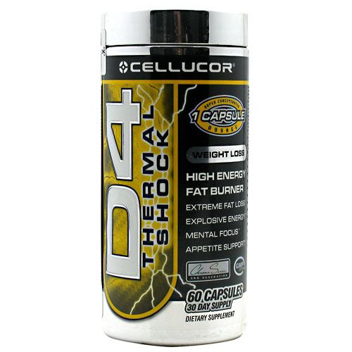 Cellucor D4 Thermo Shock