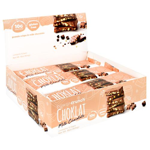 BNRG Choklat Crunch Protein Crisps