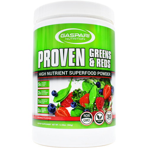 Proven Greens & Reds