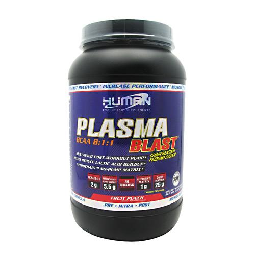 Human Evolution Supplements Plasma Blast