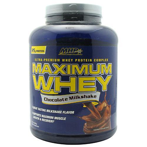 MHP Maximum Whey