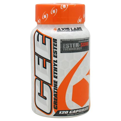 Axis Labs Creatine Ethyl Ester - 120 caps