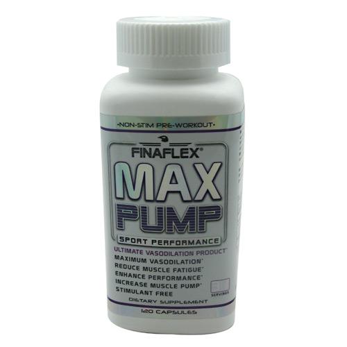 Finaflex (redefine Nutrition) Max Pump