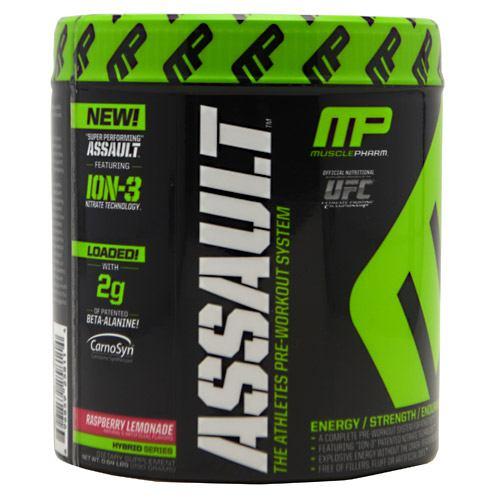 Muscle Pharm Hybrid Series Assault