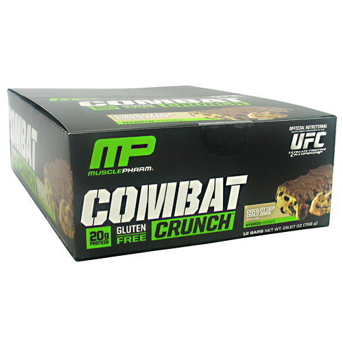 Muscle Pharm Hybrid Series Combat Crunch - Chocolate Chip Cookie Dough