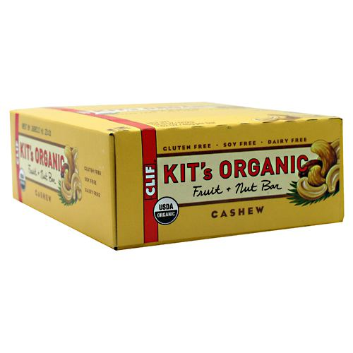 Clif Kit's Organic Fruit + Nut Bar
