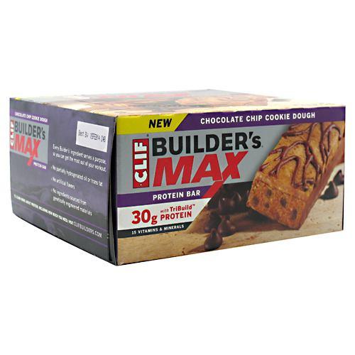 Clif Builder's Builder's Max