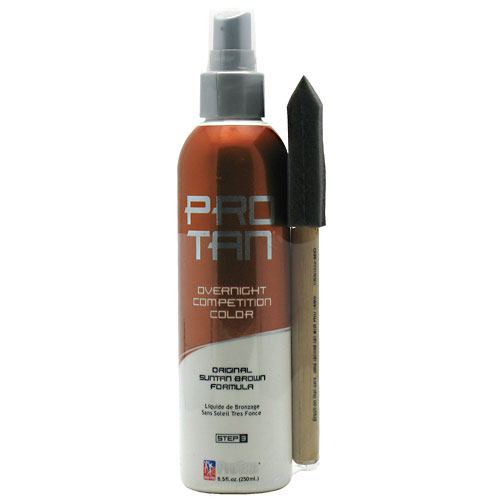 Pro Tan Overnight Competition Color