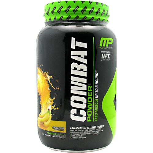 Muscle Pharm Hybrid Series Combat Powder
