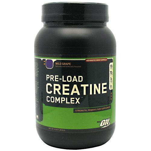 Optimum Nutrition Pre-Load Creatine Complex