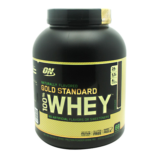 Optimum Nutrition Gold Standard Natural 100% Whey