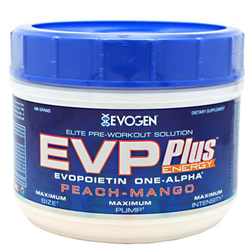 Evogen EVP Plus - Peach Mango
