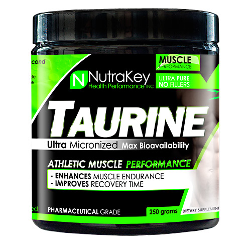 Nutrakey Taurine