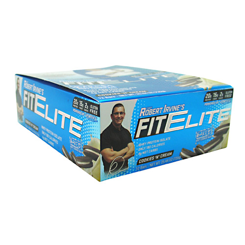 Fit Crunch Bars Fit Elite Bar