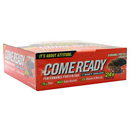 Come Ready Nutrition Come Ready Bars