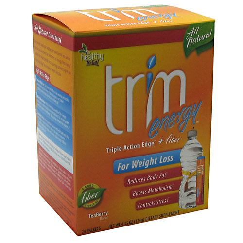 Healthy To Go! Trim Energy