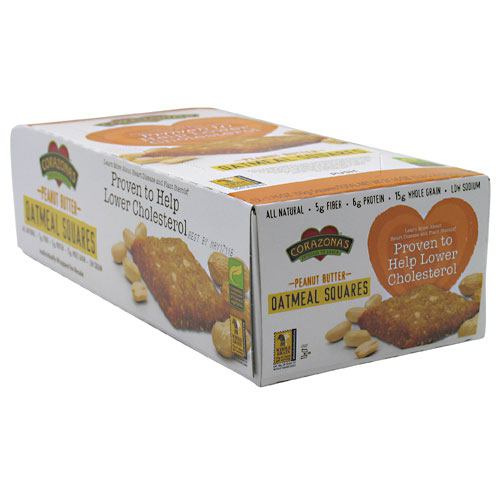 Corazonas Foods Oatmeal Squares