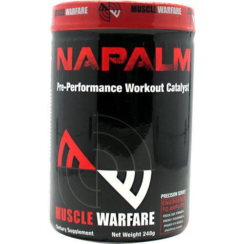 Muscle Warfare Napalm