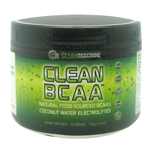 Clean Machine Clean BCAA