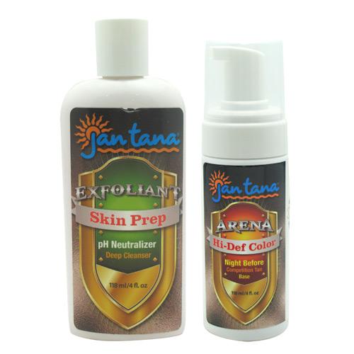 Jan Tana Hi-Def Color & Skin Prep