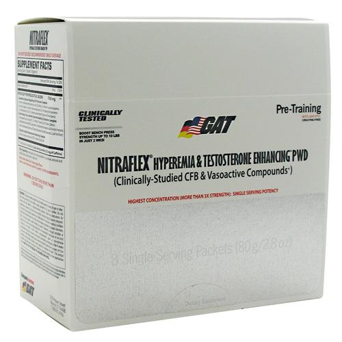 GAT Nitraflex Sampler