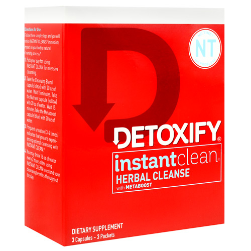 Detoxify LLC Instant Clean