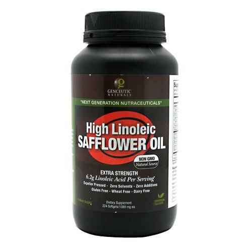 Genceutic Naturals High Linoleic Safflower Oil